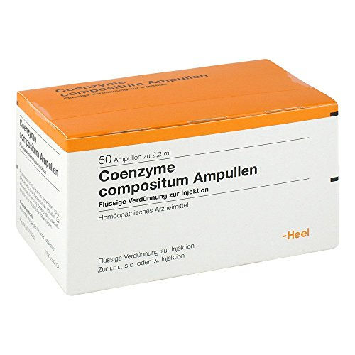COENZYME COMPOSITUM Ampullen 50 St