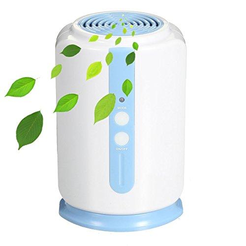 Bluelover Luckyfine Purificateur d'air Frais pour La Maison Générateur D'Ozone Réfrigérateur Nourriture Fruits De Légumes Stérilisateur