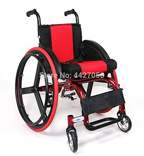 Rolstoel Moda rolstoel, aluminium, opvouwbaar, voor sport en vrije tijd