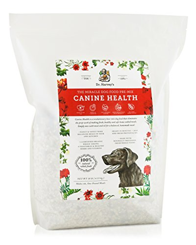Top 10 best selling list for grain supplement for dog food