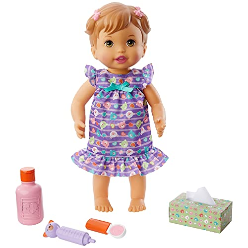 muñecas de sanborns fabricante Little Mommy