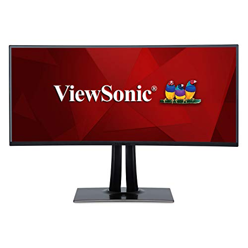 ViewSonic 38 inch UltraWide Curved Monitor