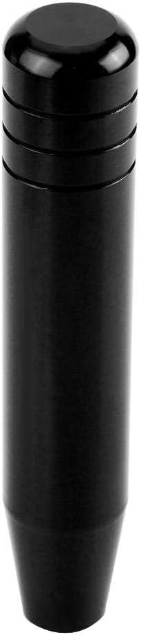 pomello del cambio in lega di alluminio con lunghezza di 18 cm // 7,1 pollici Pomello del cambio universale KIMISS blu pomello del cambio per auto