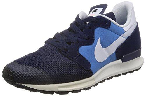 Nike Air Berwuda, Zapatillas de Deporte Hombre, Azul (Blitz Blue/White-Blcknd Blue), 40