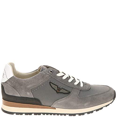 PME Legend Lockplate Sneaker Heren Grijs