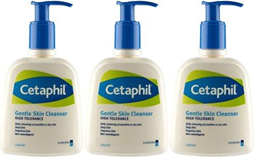 Cetaphil Gentle Skin Cleanser 236ml x 3 Packs