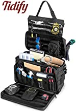 Patrol Bag for Law Enforcement - Heavy Duty Water Resistant Tactical Bag, Range Bag & Car Seat Organizer for Ultimate Organization and Comfort with Tons of Storage