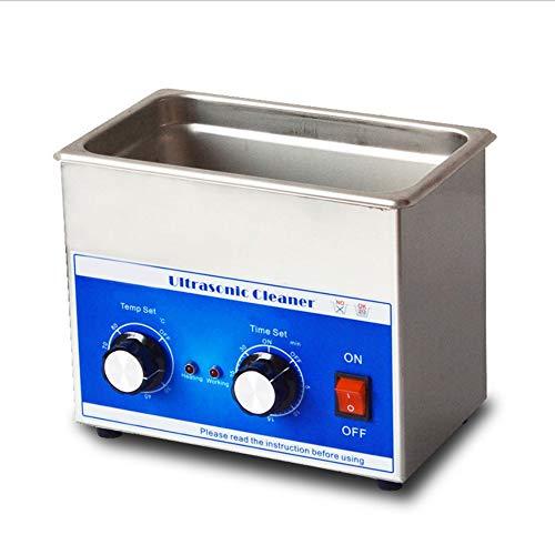 Elektrowerkzeuge & Handwerkzeuge Ultraschallreinigungsmittel mit Digital Timer &HeaterFor Schmuck Brille Uhr Kleinteile Circuit Board Dental Instrumente,Industriell Gewerblich -Reinigungsmaschine,Gesc