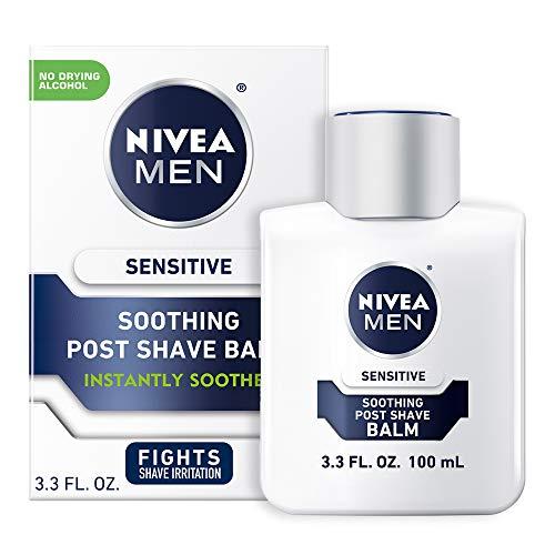 Nivea Men NIVEA Men Sensitive Baume après-rasage - apaise et hydrate la peau après le rasage - 3.3...