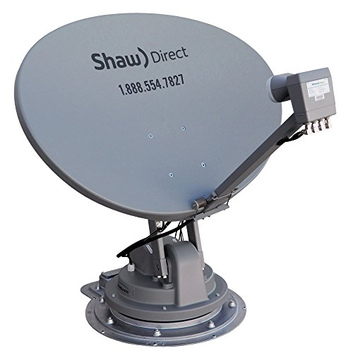 Winegard SKA-733 TRAV'LER Shaw Direct RV Satellite TV Antenna (Stationary, Roof Mount, Multi-Satellite, Multi-TV, Fully Automatic) - Reflector Kit Only, Requires SK-7003 Mount