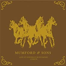 Sigh No More - Deluxe Edition by Mumford & Sons (2011) Audio CD