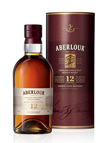 Aberlour 12 Year Old Double Cask Matured, 70cl