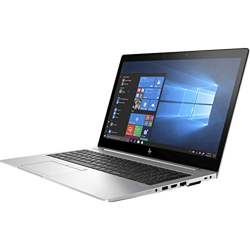 Product Image 2: HP EliteBook 850 G5 (Intel 8th Gen i7-8550U Quad-Core, 16GB RAM, 256GB PCIe SSD, 15.6″ Full HD 1920 x 1080, TPM, Thunderbolt3, Win 10 Pro)