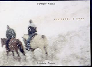The Horse is Good by Viggo Mortensen (2004-05-01)
