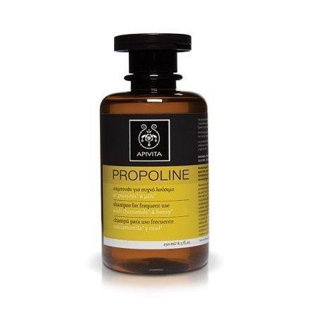 Apivita Propoline Shampoo For Frequent Use 8.5 fl oz. by Apivita (English Manual)