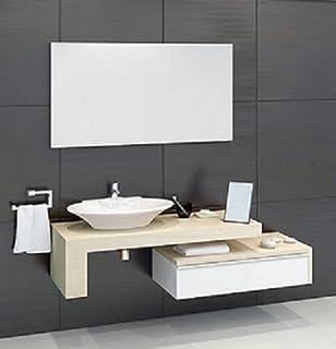Amazon.it: mensola lavabo