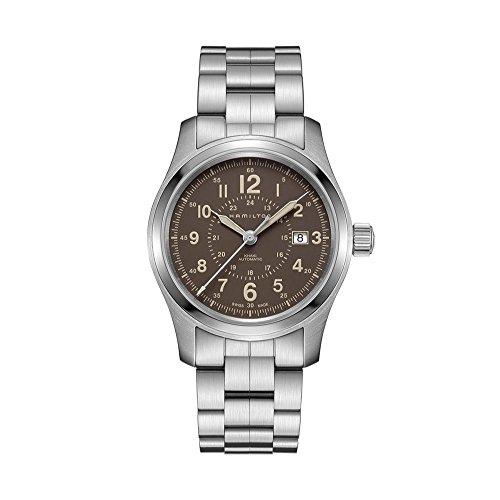 [Hamilton] HAMILTON reloj caqui campo automático mecánico automático H70605193 Hombres [mercancías importadas regulares]