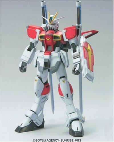 Bandai Hobby Sword Impulse Gundam, Bandai Master Grade Action Figure