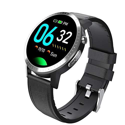 Rastreador De Fitness Smart Watch con Oxígeno En Sangre Presión Arterial Monitor De Frecuencia Cardíaca IP68 Impermeable,B