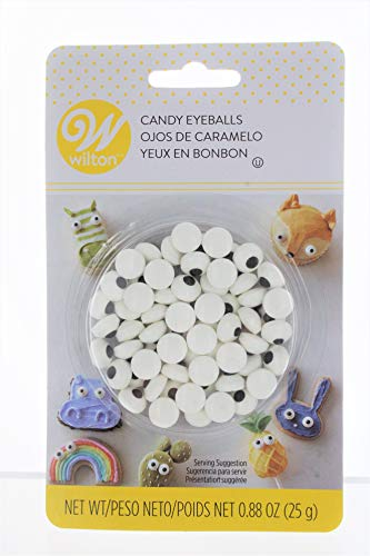 Wilton Candy Eyeballs, Standard Size