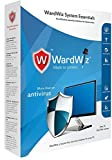 WardWiz System Essential Pack (Total Security) for PC-Registry Optimizer,Data Encryption,Data Theft Protection,Infected File