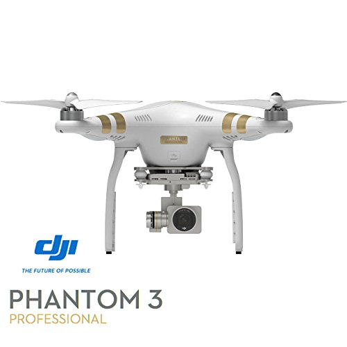 DJI Phantom 3 Professional Quadcopter 4K UHD...