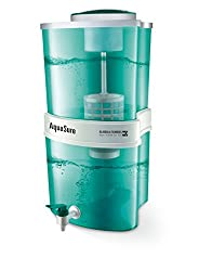 Eureka Forbes Aquasure from Aquaguard Aayush 22-Litre Water Purifier, Green,Eureka Forbes Ltd.,Aayush