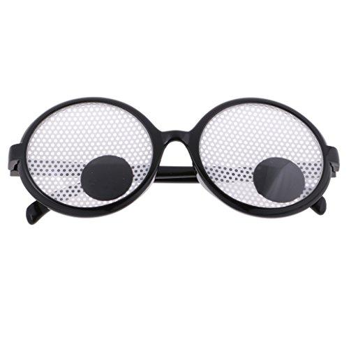 B Baosity Divertido Googly Eyes Gafas De Ojos Broma Espectáculos Comedia Fiesta Vestido