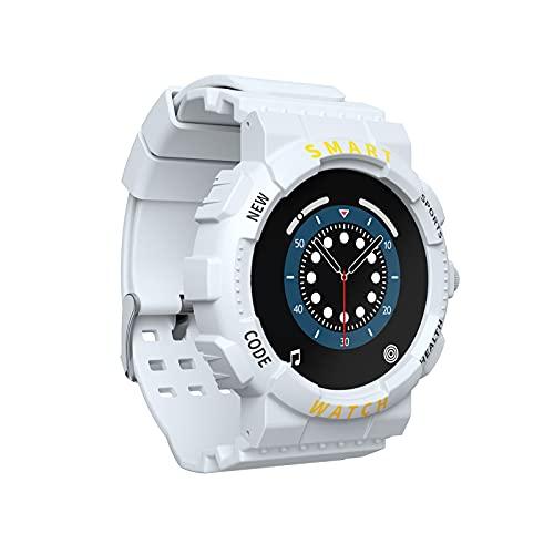 Reloj Inteligente, DYBITTS Hombre Mujer Fitness Tracker Reloj Inteligente Deportivo Reloj Resistente al Agua Llamada Bluetooth Monitor de sueño Conectado a la muñeca para iOS Android