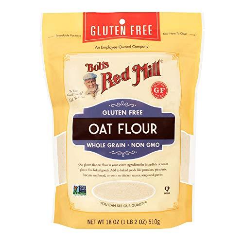 Bob's Red Mill, Whole Grain Oat Flour, 1.37 lb