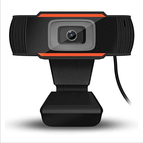 Bochang Kaishuai-1080P Computer Webcam, USB Kamera mit Mikrofon für Computer, für Laptops,Desktop Computer, Online Video,Remote Conference,Video Anruf, für Windows XP2 / 7/8/10 / Vista