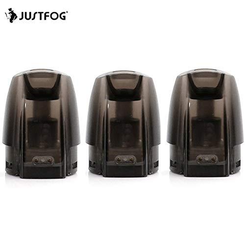 Resistenza Justfog MINIFIT POD 1,6Ohm (3 unità per confezione) per sigarette elettroniche Justfog MINIFIT KIT- MINIFIT MAX - MINIFIT NEW COLOR Prodotto senza nicotina