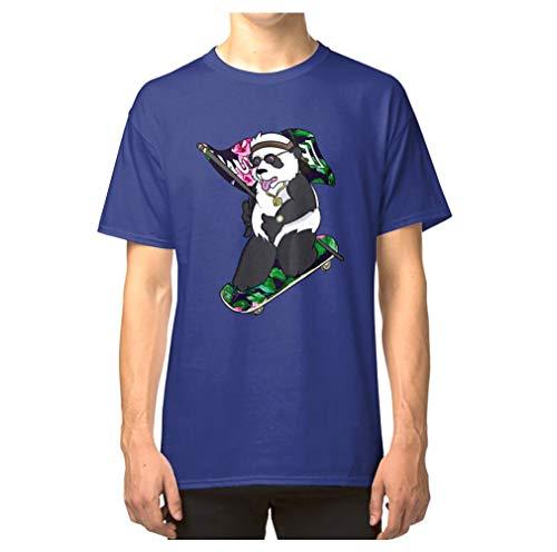 EB Panda Floral Classic Tshirt