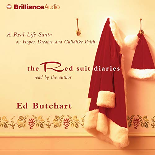 The Red Suit Diaries audiobook cover art