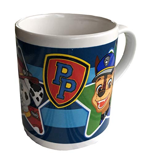 Paw Patrol Small Ceramic Mug with Chase and Marshall