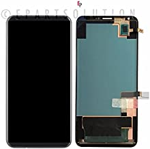 ePartSolution_LCD Display Touch Screen Digitizer Glass Lens Assembly Black for LG V30 H932 H931 VS996 Replacement Part