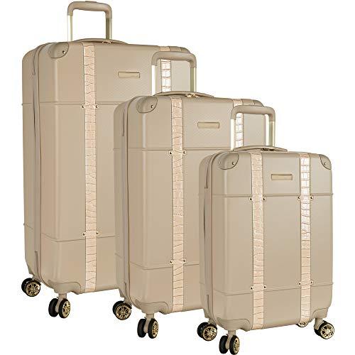 Vince Camuto Luggage, Khaki, 3 Piece