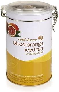 Adagio Blood Orange Herbal Iced Tea (Iced Tea Pouch - 12 ct. canister)