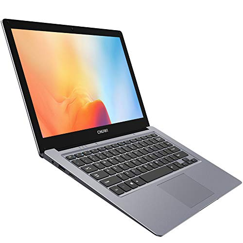CHUWI 13.3-Inch Laptop, 3K (3200x1800) IPS Display, 8GB RAM, 128GB EMMC, Processor up to 2.3 GHZ, 4K Video Decoding, Windows 10 Home, 2.4G/5G WiFi, BT5.0, HDMI