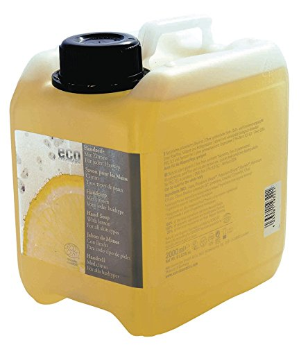 Eco Cosmetics: Handseife - Zitrone Kanister 10L