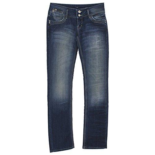 LTB, Jonquil, Damen Damen Jeans Hose Stretchdenim Spectra Blue W 27 L 32 [20750]