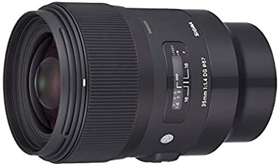 Sigma 35mm F1.4 Art DG HSM for Sony E from SIGMA