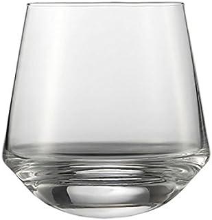Schott Zwiesel BAR Special 2-teiliges Glasset Dancing Tumbler Cocktailglas Set, Kristall, frablos, 9.6 cm, 2-Einheiten
