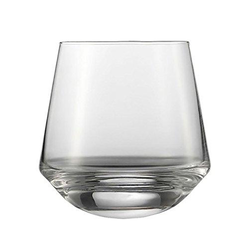Schott Zwiesel 116563 Verres à Whisky, Verre, Transparent, 2 unités