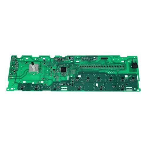 Elektronik Leistungsmodul Steuerung Modul Platine Schaltelektronik programmiert Waschautomat Waschmaschine ORIGINAL Bosch Siemens 11025427 auch Balay Neff Constructa
