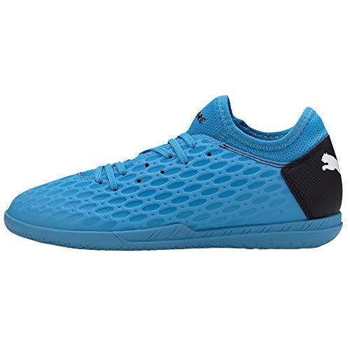 PUMA Kids Boys Future 5.4 It - Soccer Cleats - Blue - Size...