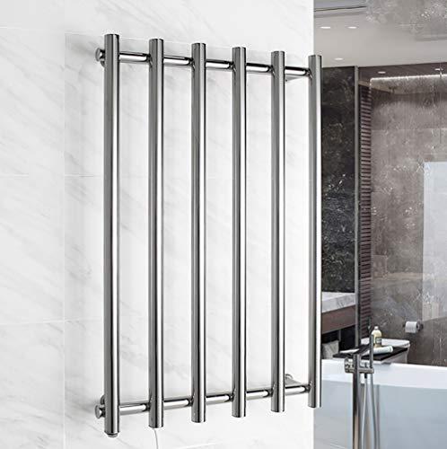 LYzpf badkamer handdoekhouder badkamerradiator elektrisch opbergrek roestvrij staal handdoekradiator design radiator verwarming thuis drogen rek