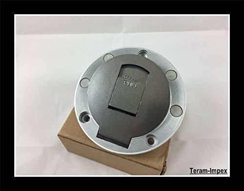 TERAM LOISIRS - Trampa de gasolina con llave para Yamaha R1 R6 TDM TRX FJ XJR FZR