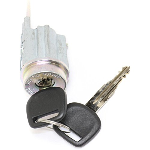 Ignition Lock Cylinder Compatible with Toyota Pickup / 4RUNNER 89-95 with 2 Keys Steering Column Mounting Location