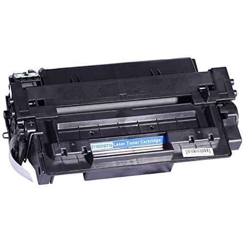 Adecuado para cartuchos de tóner CRG310 CRG510 CRG710 CANON, compatible con las impresoras Canon LBP3410 / 3460, páginas impresas negras 6000 páginas